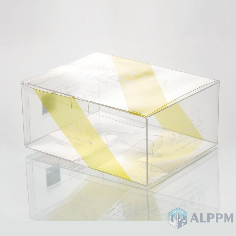 Retail OEM Top Quality Custom PP/PVC/PET Packaging Box for Living Products