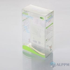PVC Storage Paketimi Box |  qartë PVC kuti china