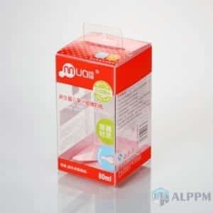 Clear Plastic Iibhokisi for Baby Products (Order Online)