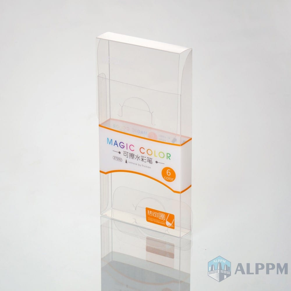 Best Custom Rectangular Multi-purpose Transparent PP/PET/PVC Packing Containers for Stationery