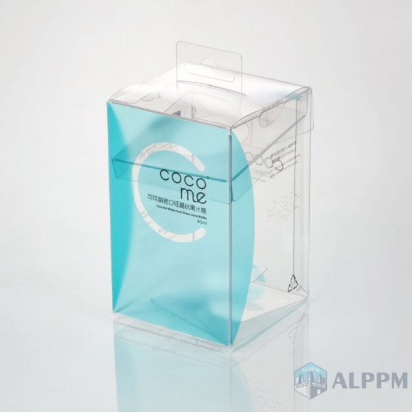 OEM PVC Packaging Box | square gift packing box manufacturers