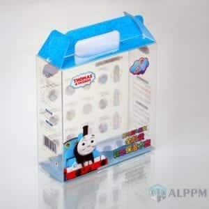 Top boxes de plástico para Thomas & Friends (impresión do logotipo en plástico)