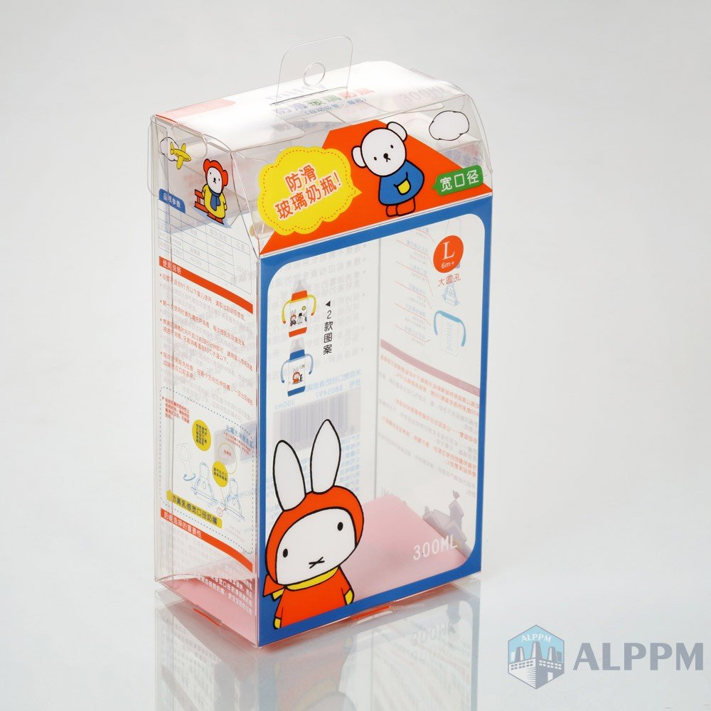 Clear PET Plastic Box