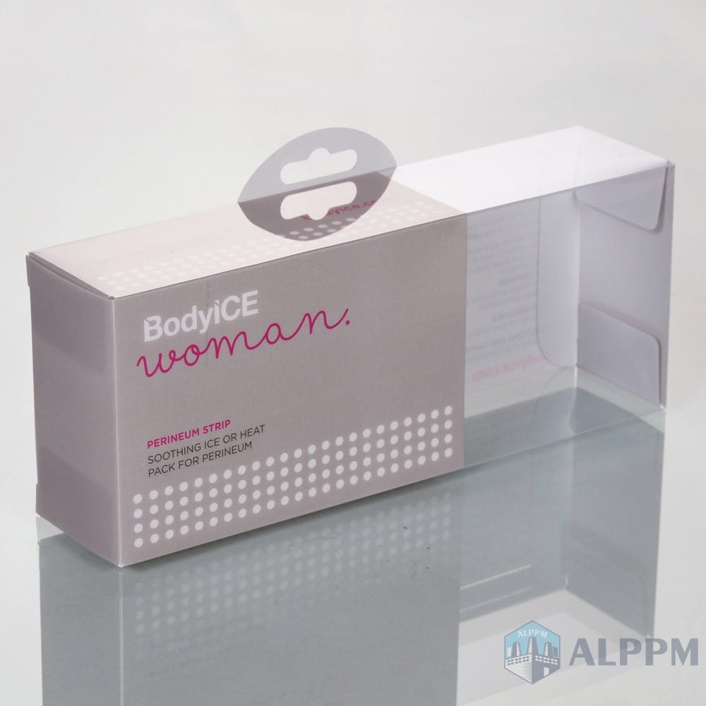OEM rectangular Packaging PP/PVC/PET Clear Junction Box for Cosmetic Packaging