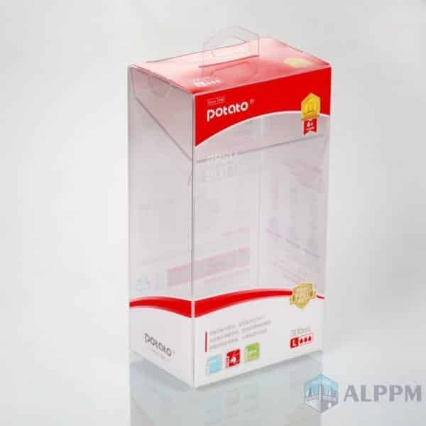 Clear Plastic igbe maka Baby Products (Order Online)