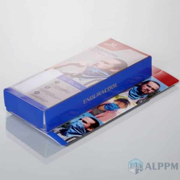 Clear Boxes for Clothing Packaging(PVC boxes Exporter)