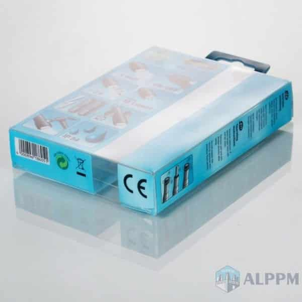 Cheap PVC Plastic Box for Electronic Packing(11-15 days for mass order)