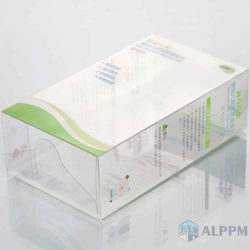 OEM Top Quality Retail Clear PP/PVC/PET Storage Packing Box for Baby Products FOB Refere