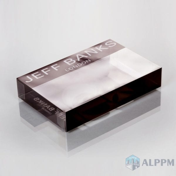 PVC Plastic Packaging Junction Box for Living Products(FOR SALES!)