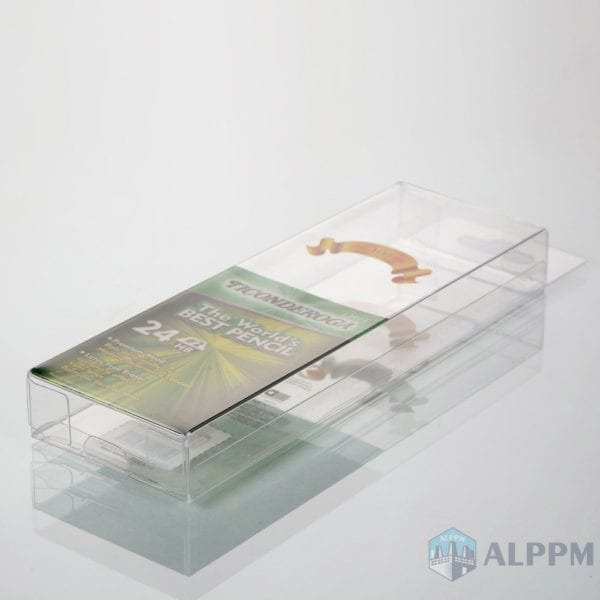 Custom Plastic box for M & G stationery from plastic packaging boxes suppliers