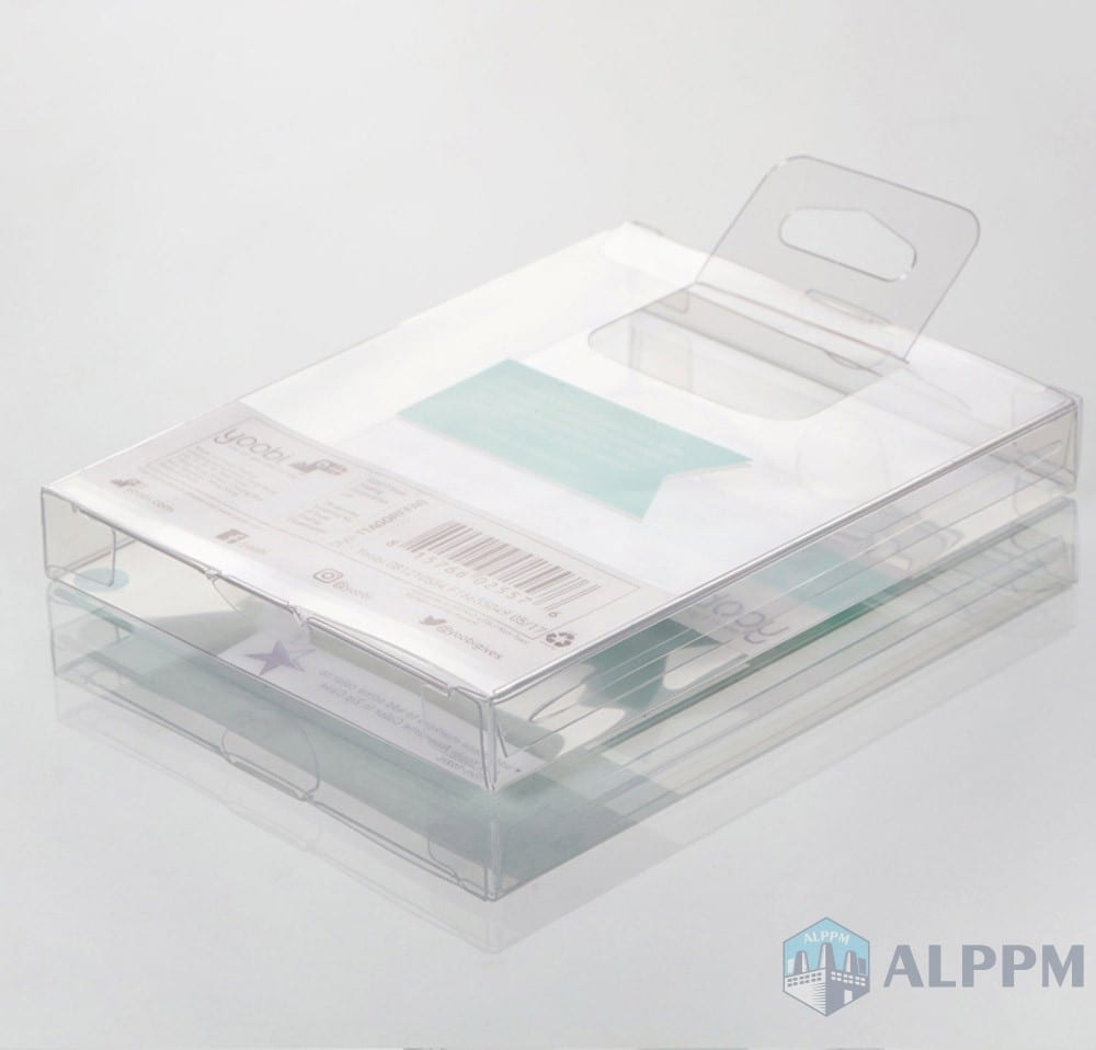 Folding Box PP/PVC/PET Corrugated Plastic Packaging Box for Electronic Packaging