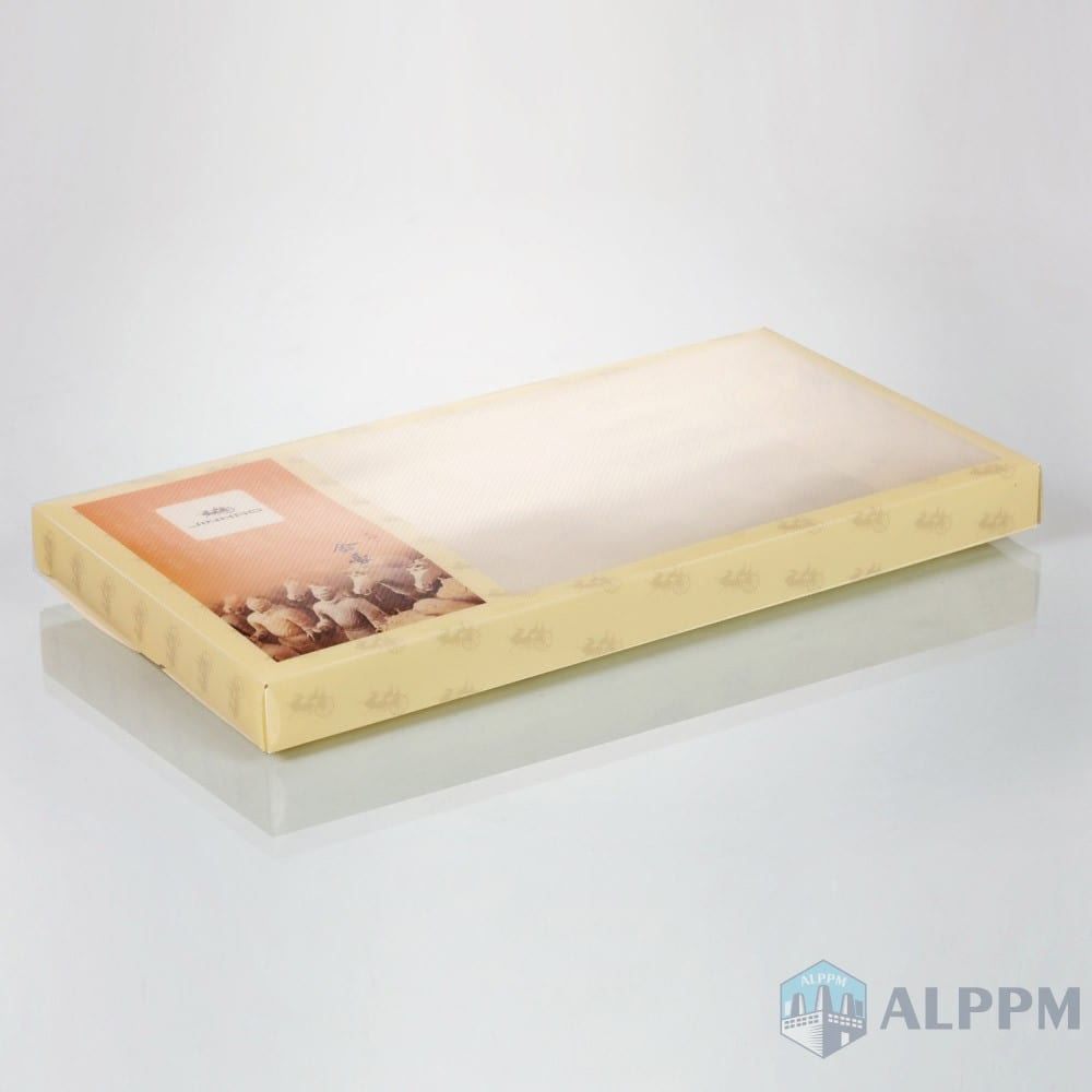 Hot Selling Custom Rectangular BEIFA PP/PET/PVC Packaging Storage Box for Stationery