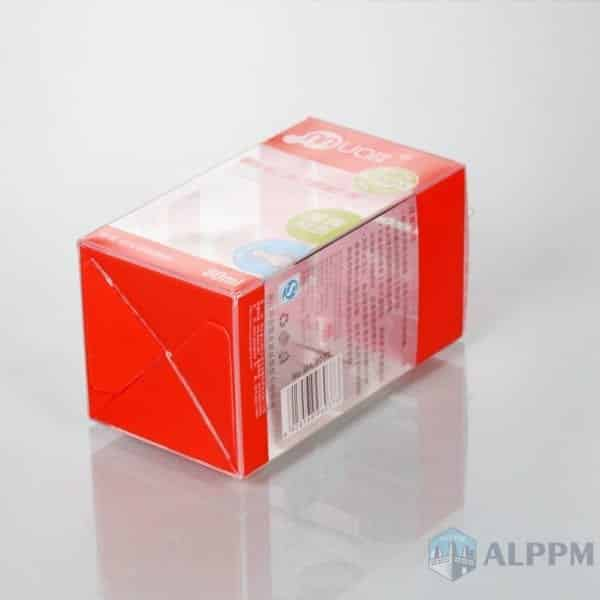 Clear Plastic Boxes for Baby Products (Order Online)