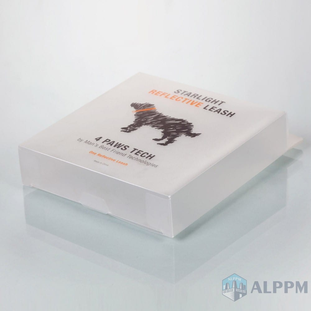 Clear PVC/PP/PET packaging Box for Food