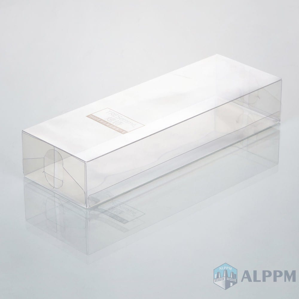 Square Clear Custom Top Quality PET Clear Packaging for Living Products