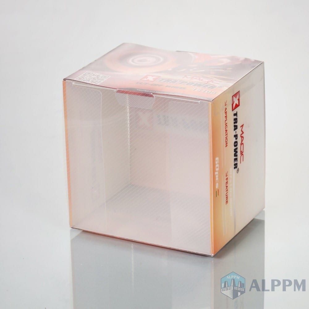 Popular Hot Selling On-Demand Plastic PVC Packing Transparent Box for Living Products