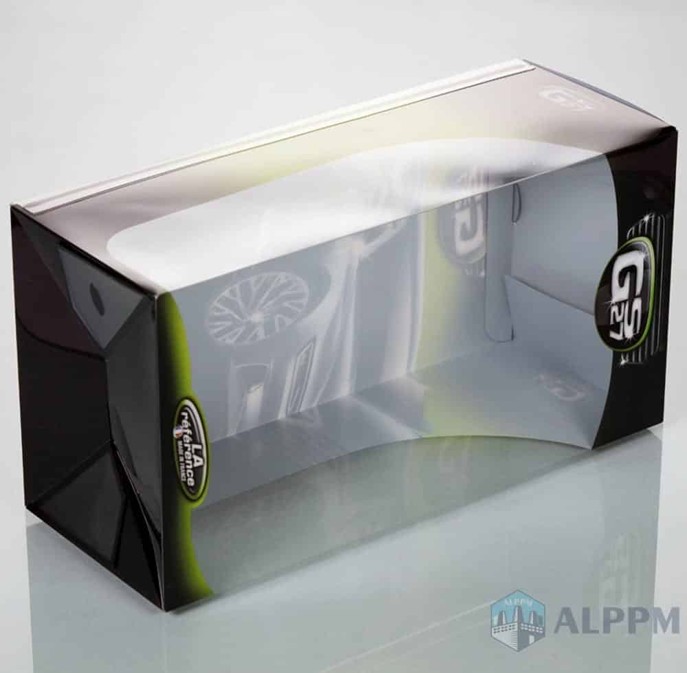 Custom High Quality Clear Retail Plastic Box for Electronic Products