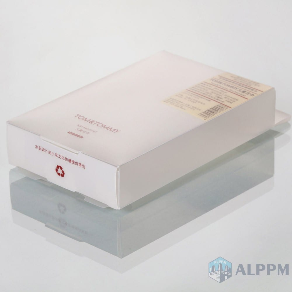 Clear Retail Square Hot Selling Custom Plastic Box for Living Products