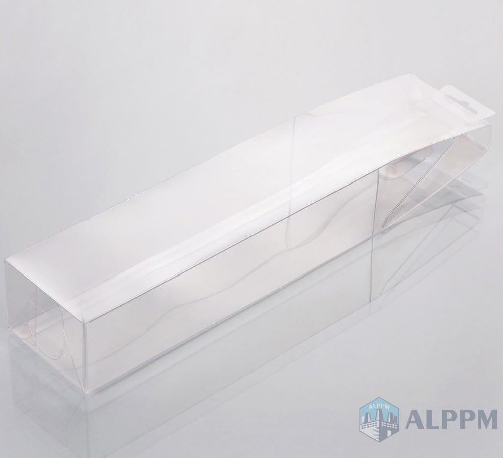 $0.05!! PVC Clear plastic box for packing
