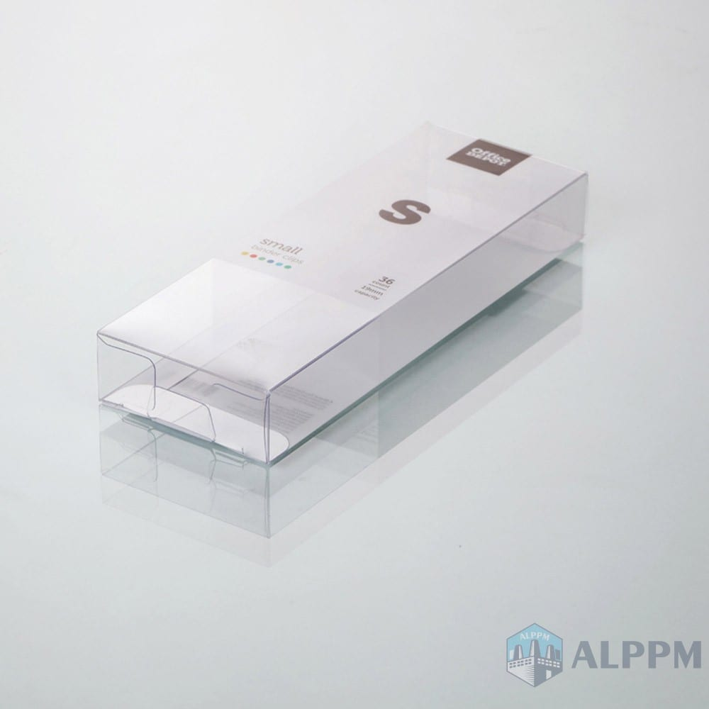 Custom White Plastic Box Clear Box for Electronic Products Packing Box
