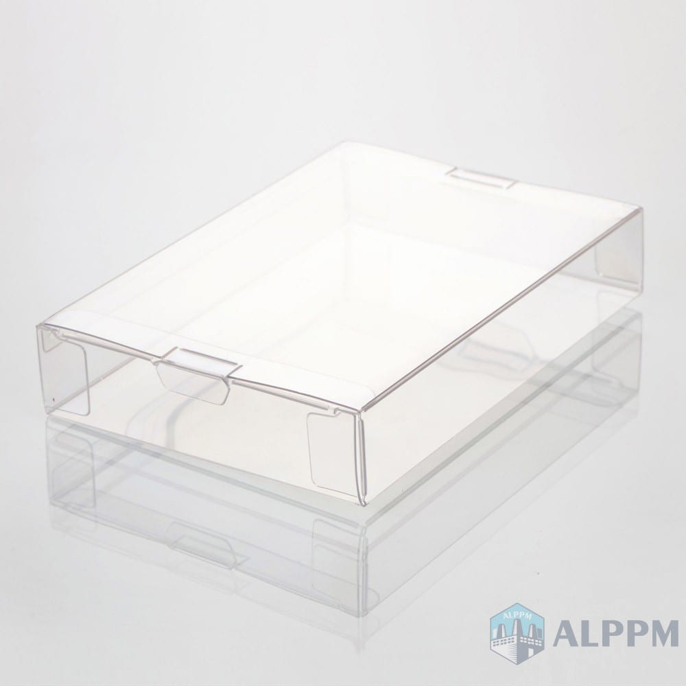 custom high-quality clear hot selling plastic box