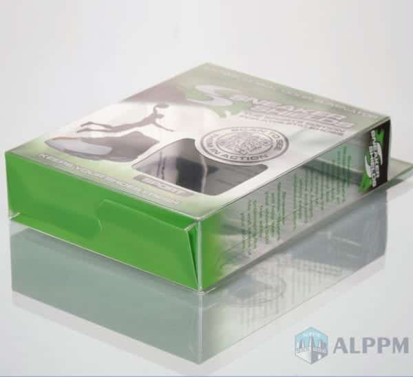 Low Price PVC Clear Plastic Box(from China clear folding box manufacturers)