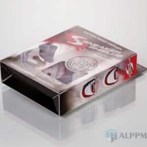 clear plastic folding boxes