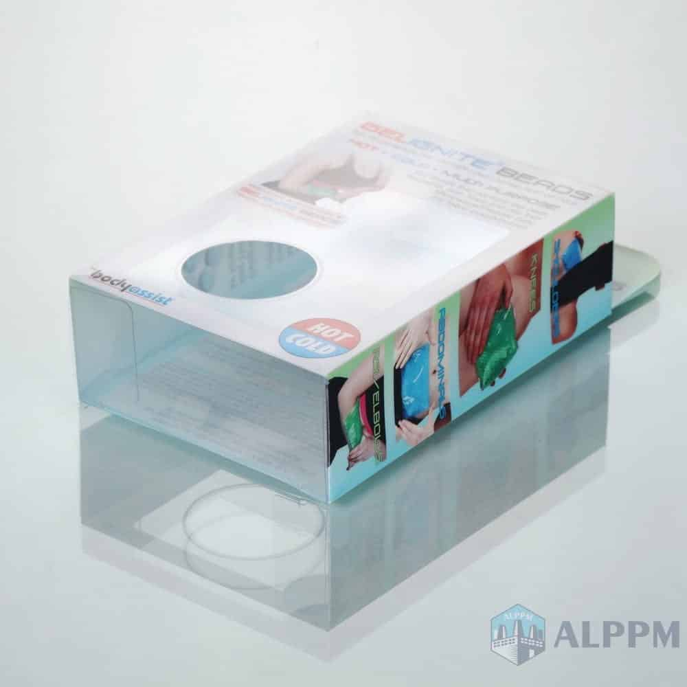Best OEM Top Quality Plastic PP/PVC/PET Packaging Box for Living Products