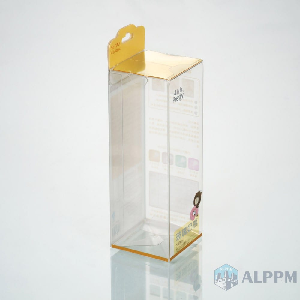 transparent box with Handle
