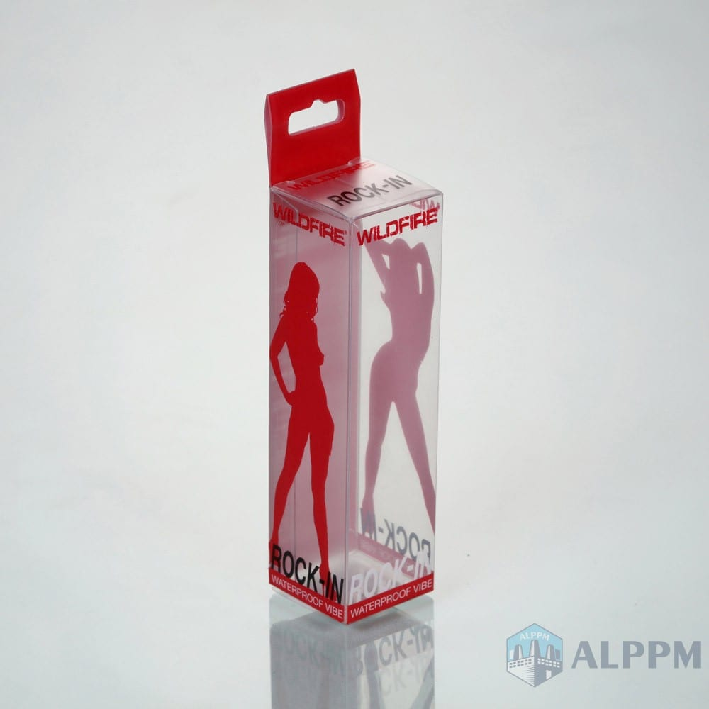 OEM High Quality Custom retail PP/PVC/PET Clear Transparent Box for Cosmetic