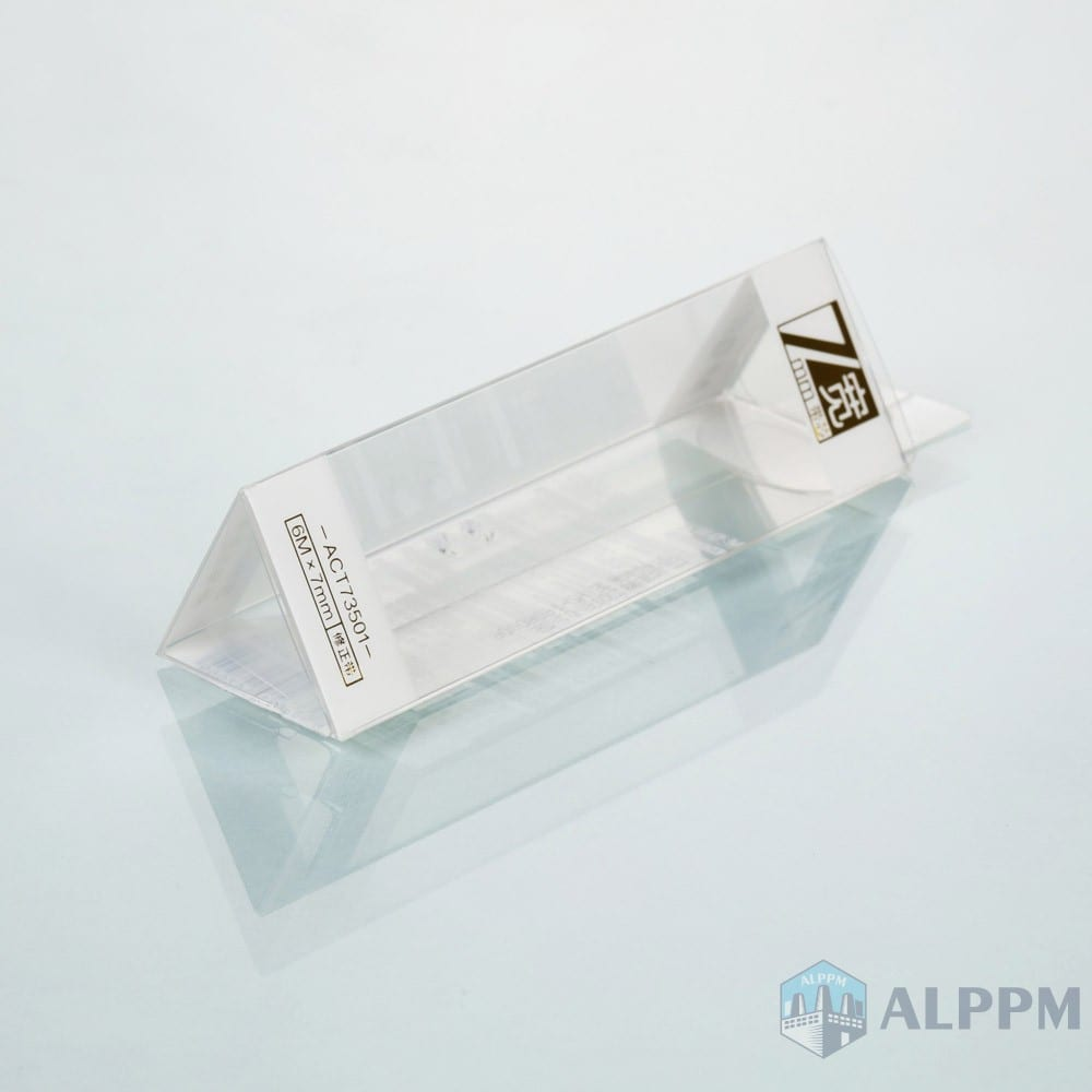 Best Custom Transparent Retail M&G PP/PET/PVC Plastic Storage Box for Stationery