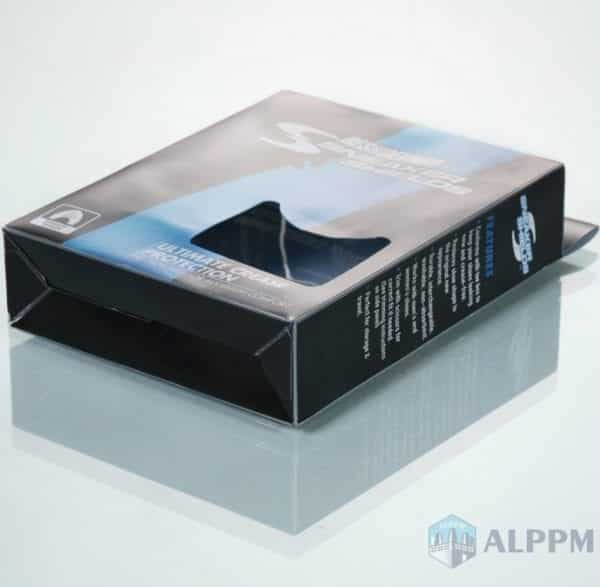 OEM PVC Boxes for Clothing Packaging | clear PVC gift boxes suppliers