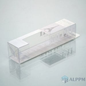 Custom PVC Packaging Storage Box for Living Products(PET + PP)