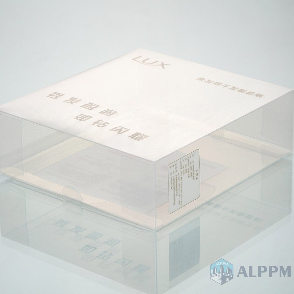 Best OEM Top Quality Custom Unilever PP/PVC/PET Packing Box for Living Products