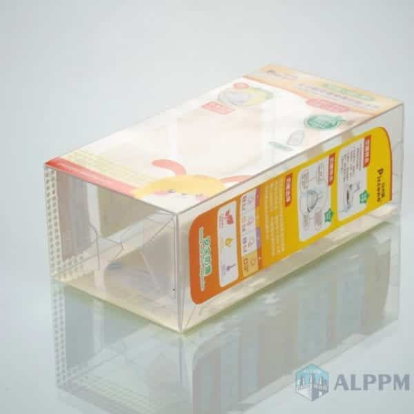 OEM Clear PVC Box | high-quality clear box