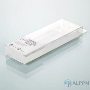 Customized PVC Plastic Box for Stationery (Suppliers & Manufacturers)