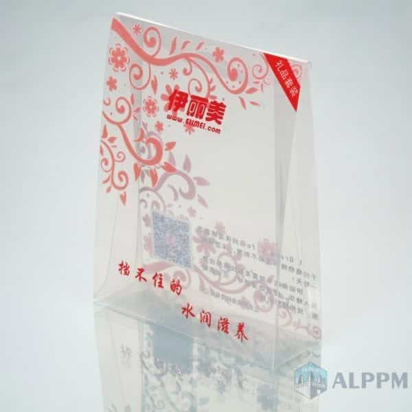 Plastic Boxes for Cosmetic Product(PVC packaging supplier)