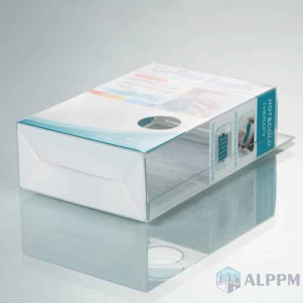 PP + PVC + PET Packaging Boxes for Living Products (Low Price)