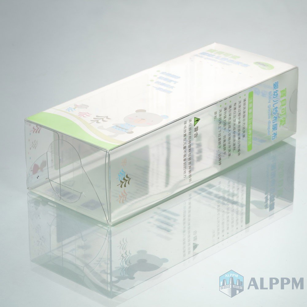High Quality Custom OEM Piccnon PP/PVC/PET Clear Packing Box for Baby Products
