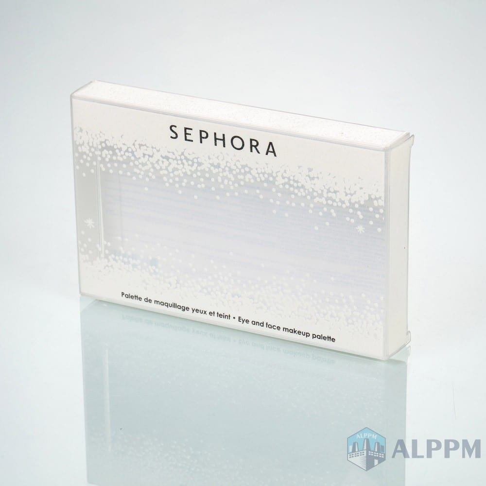 Custom PP/PVC/PET Clear Sephora Junction Box for Cosmetic Packaging