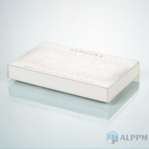 Clear Plastic box for Sephora | customized plastic packaging box