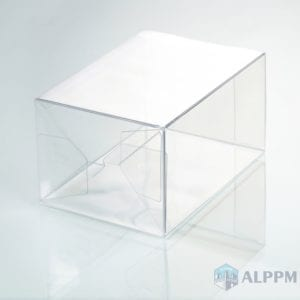 Good Quality PVC plastic boxes for SWAROVSKI+STARBUCKS
