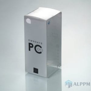 PVC lula ea Box no Electronic Products (Mai ka paʻi palapala i ka hāʻawe)