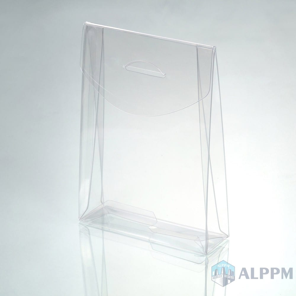 OEM High Quality Factory Clear PP/PVC/PET Plastic Storage Packaging Box