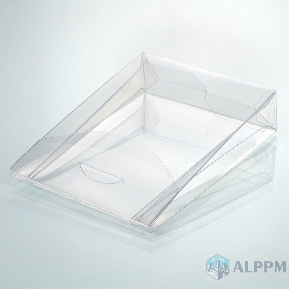 clear PP boxes factory supplier