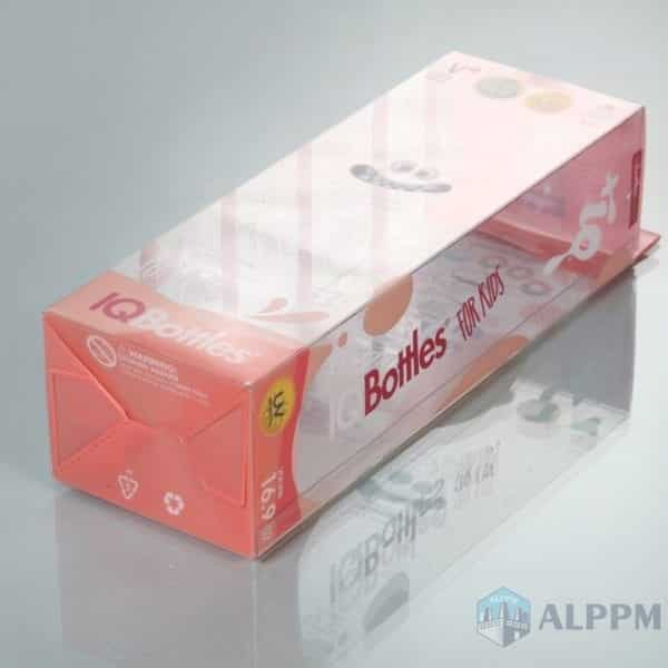 PP/PVC/PET Retail Packing Box for Baby Products