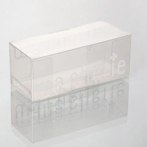 clear plastic box factory