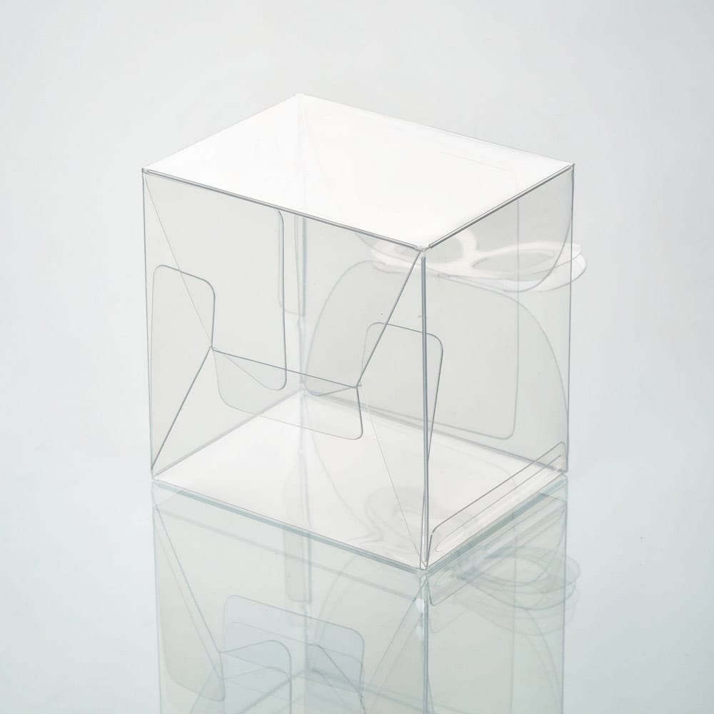 plastic box packaging square