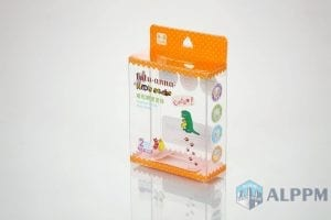 Orange Busana Packaging Box