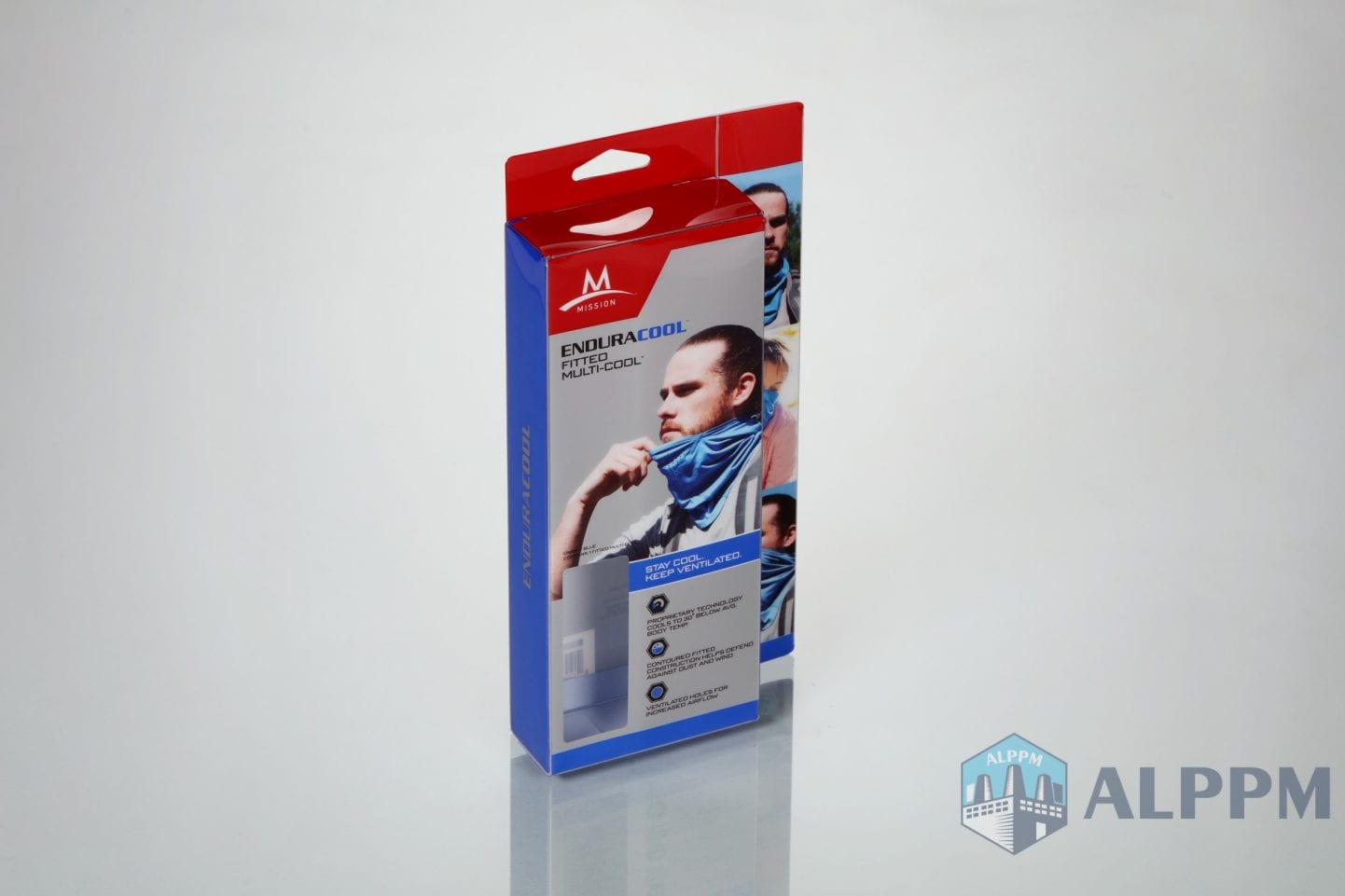clothing clear plastic packaging box
